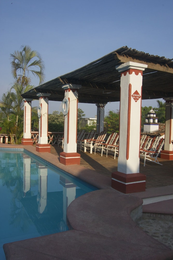 Outdoor Pool, Hotel Paraiso Escondido