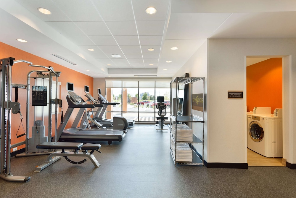 Fitness Facility, Home2 Suites by Hilton Fargo, ND