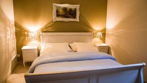 Premium bedding, minibar, free cribs/infant beds, rollaway beds