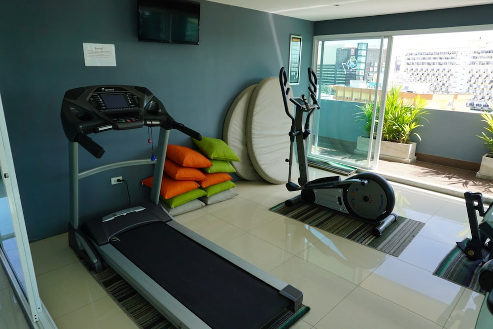 Fitness Facility, 247 Boutique Hotel