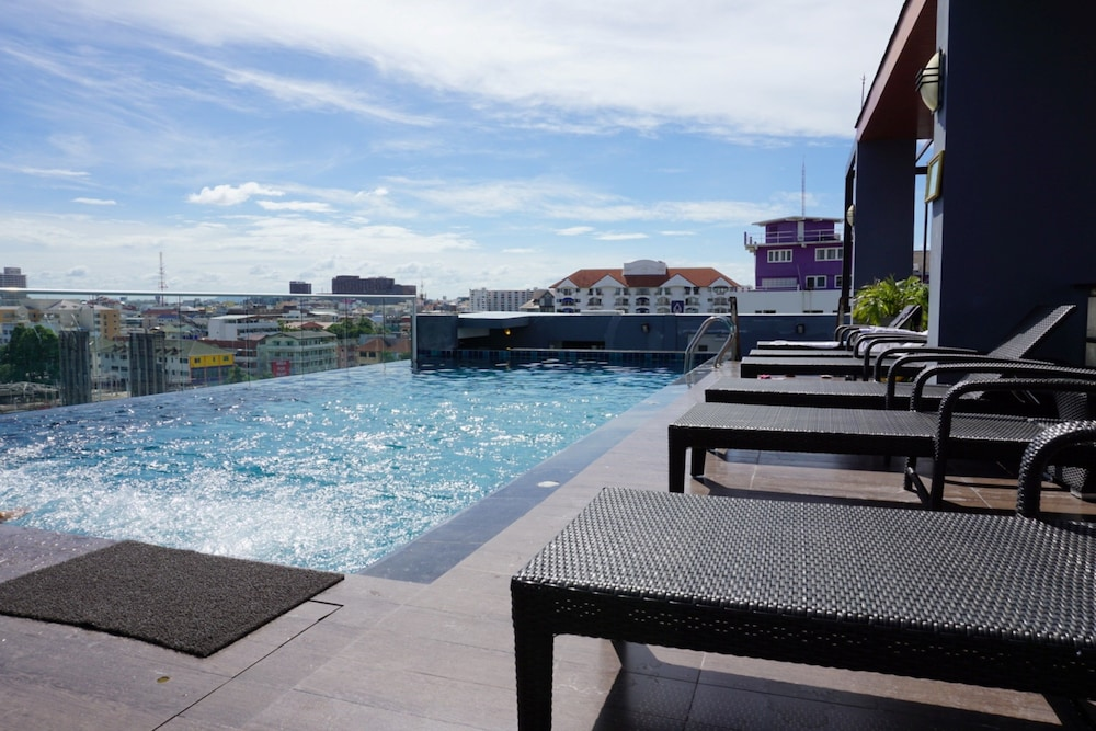 Rooftop Pool, 247 Boutique Hotel