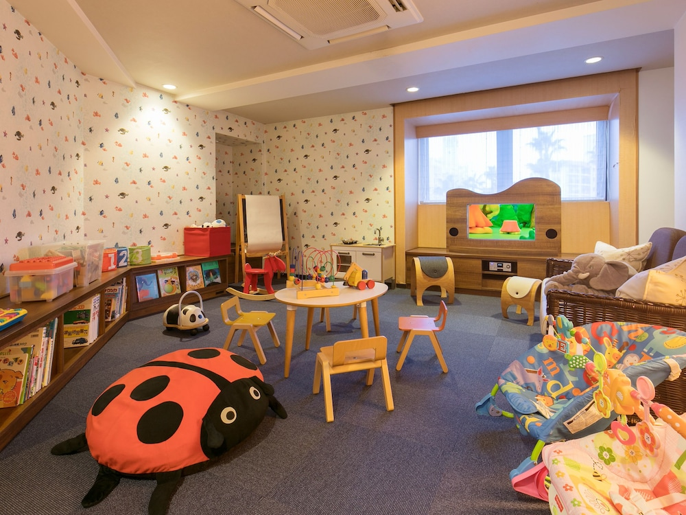 Children's Area, Shimahana