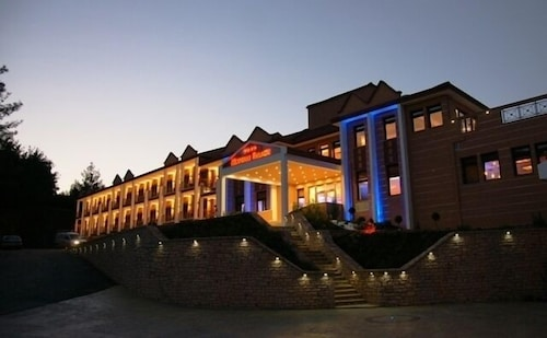 Front of Property - Evening/Night, Mouzaki Palace Hotel & Spa