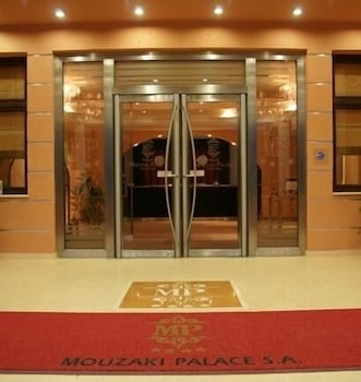 Property Entrance, Mouzaki Palace Hotel & Spa