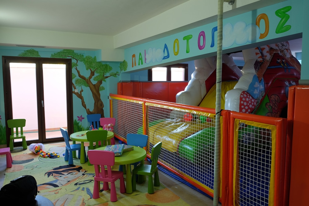 Children's Play Area - Indoor, Mouzaki Palace Hotel & Spa