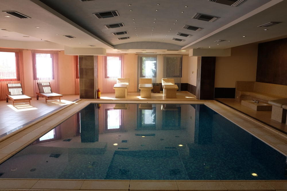 Indoor Pool, Mouzaki Palace Hotel & Spa
