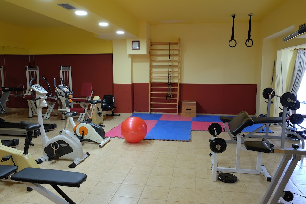 Gym, Mouzaki Palace Hotel & Spa