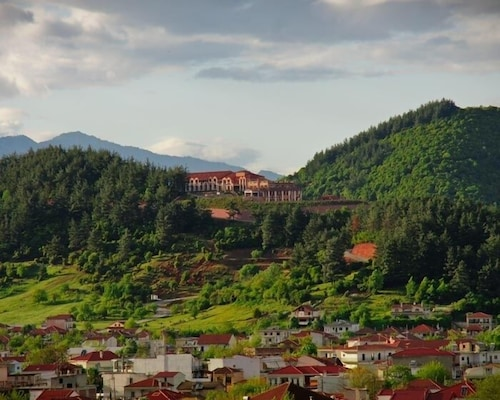 Mountain View, Mouzaki Palace Hotel & Spa
