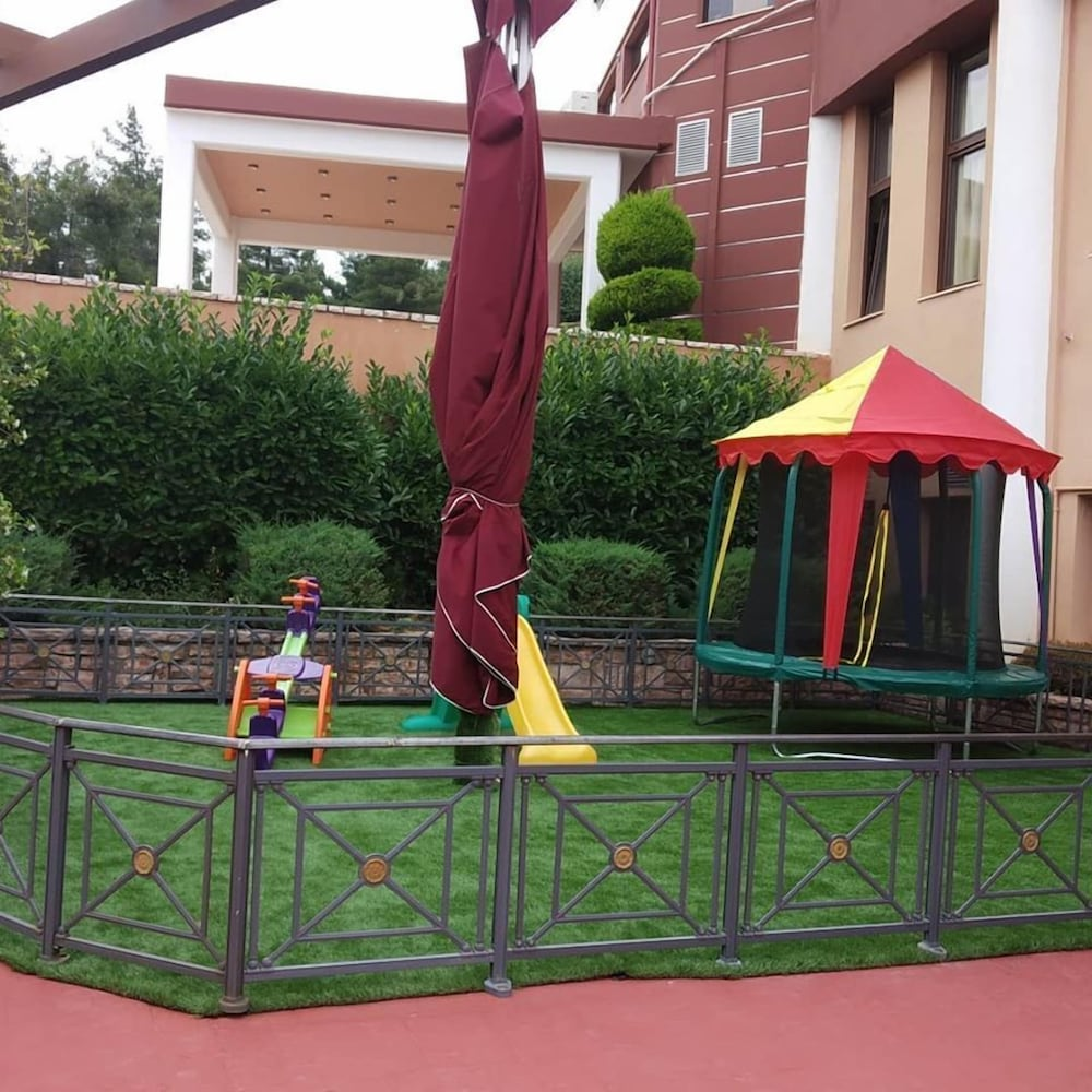Children's Play Area - Outdoor, Mouzaki Palace Hotel & Spa