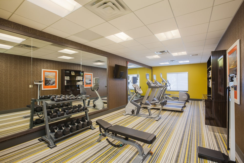 Fitness Facility, Holiday Inn Express & Suites Eureka