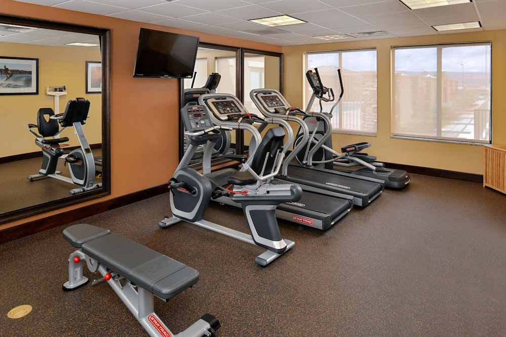 Fitness Facility, Holiday Inn Express & Suites Page, an IHG Hotel