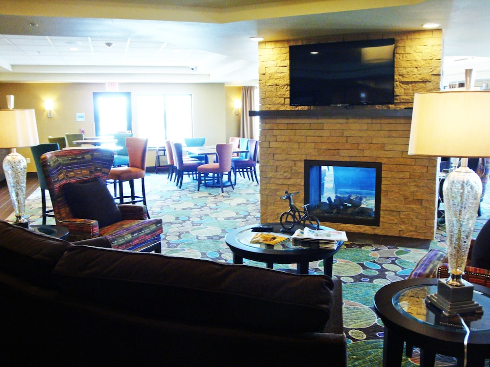 Lobby Lounge, Holiday Inn Express & Suites Pocatello