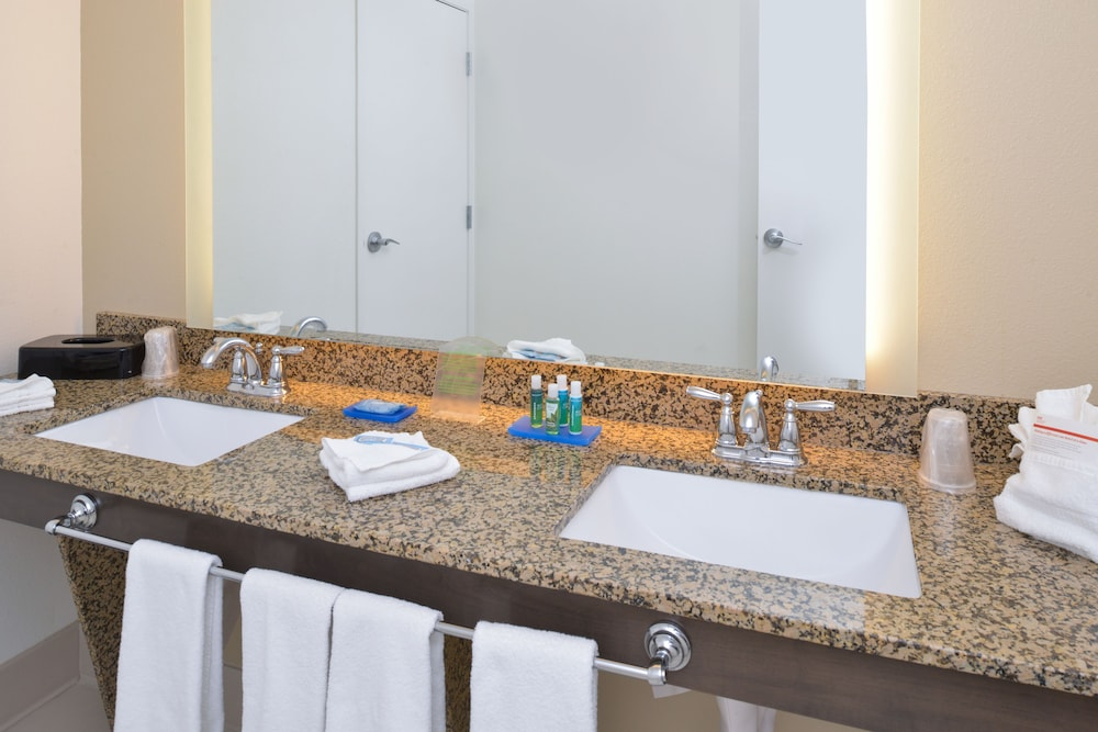 Bathroom, Holiday Inn Express & Suites Pocatello