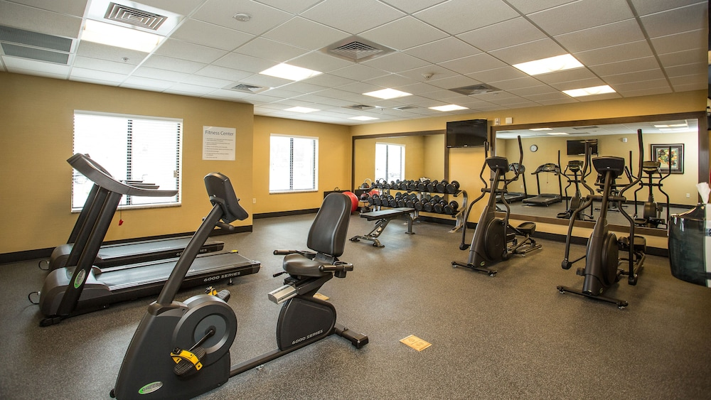 Fitness Facility, Holiday Inn Express & Suites Pocatello