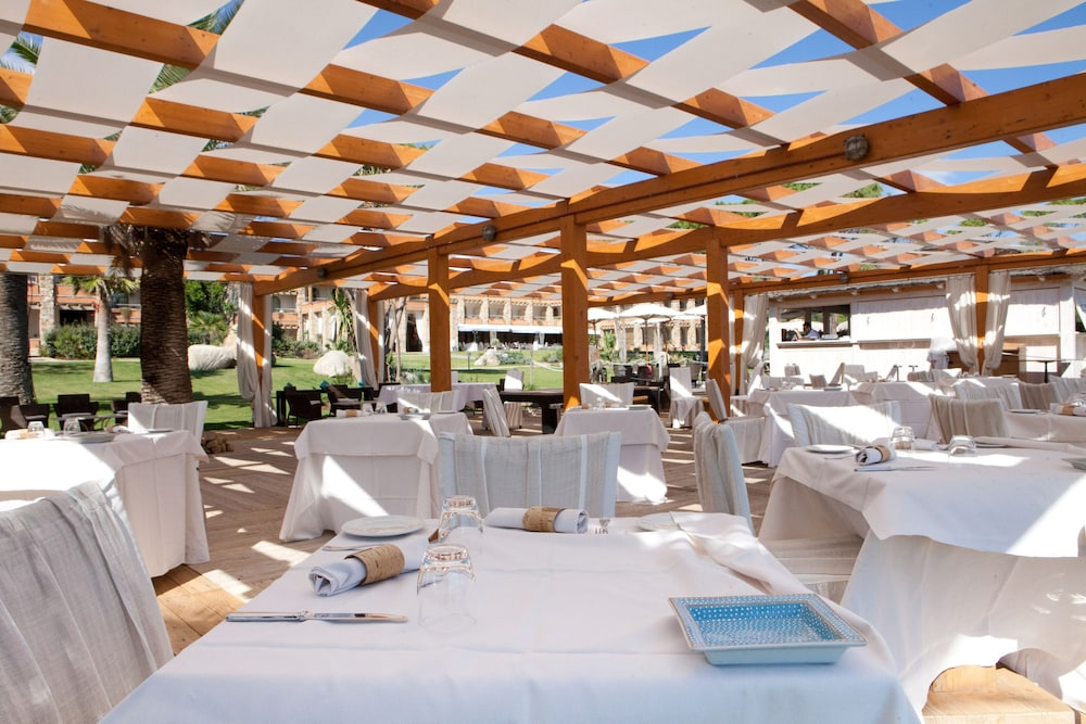 Outdoor Dining, La Villa del Re - Adults Only