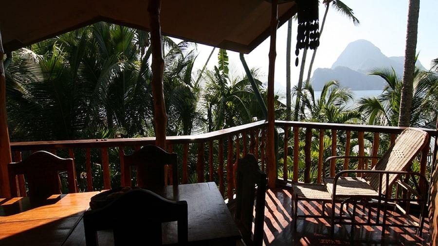 La Salangane Caalan Beach Villa