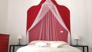 1 slaapkamer, een strijkplank/strijkijzer, extra bedden, gratis wifi