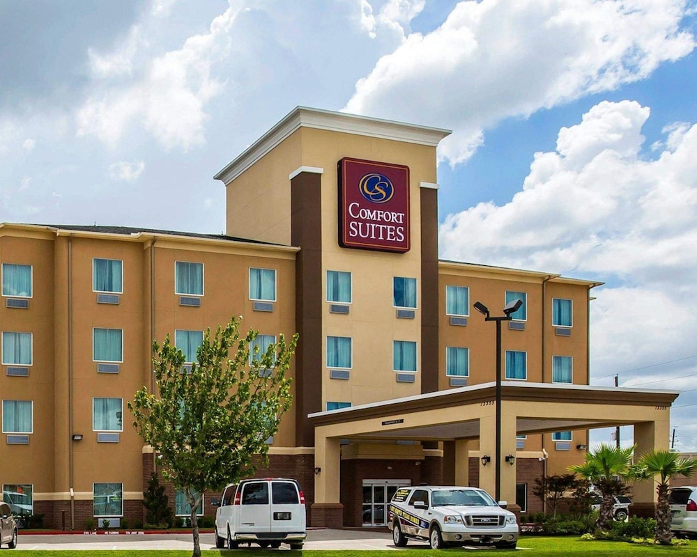 Comfort Suites Northwest - Cy - Fair: 2018 Room Prices $76, Deals ...
