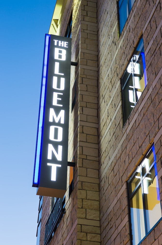 Exterior, The Bluemont Hotel