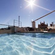 Pool på taget