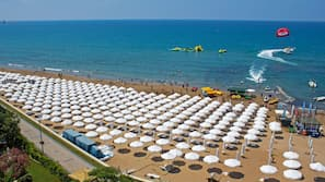 In Strandnähe, weißer Sandstrand, kostenloser Shuttle zum Strand