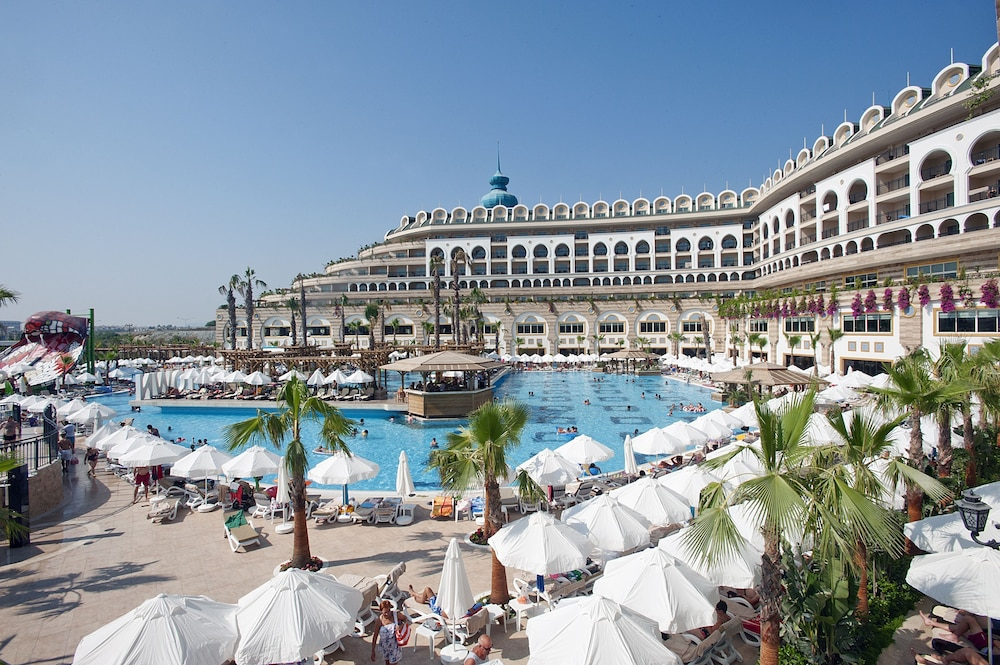 Crystal Sunset Luxury Resort Spa All Inclusive In Side Hotel