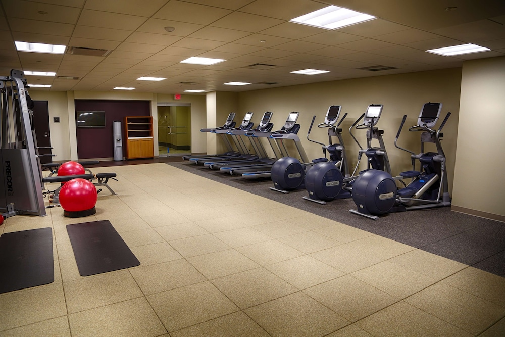 Fitness Facility, Doubletree By Hilton Lawrenceburg