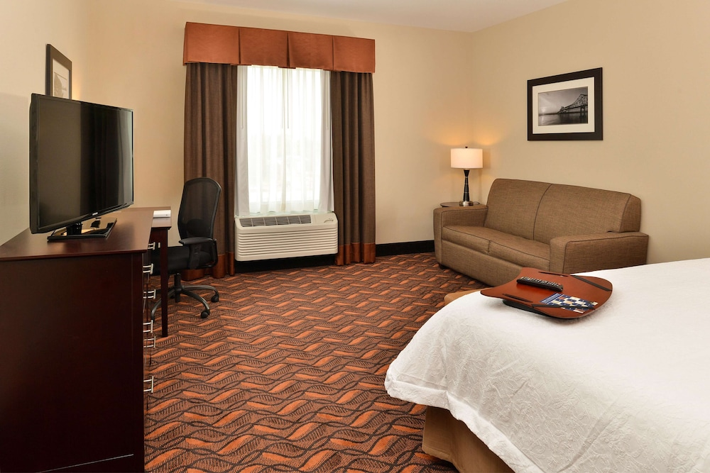 Room, Hampton Inn & Suites Harvey/New Orleans West Bank