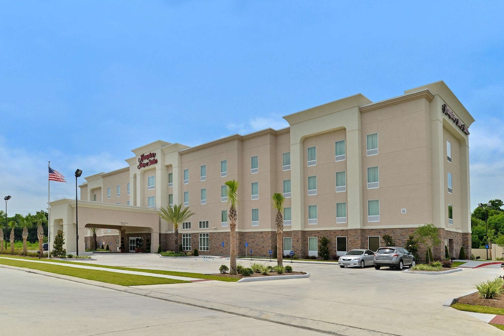 Exterior, Hampton Inn & Suites Harvey/New Orleans West Bank