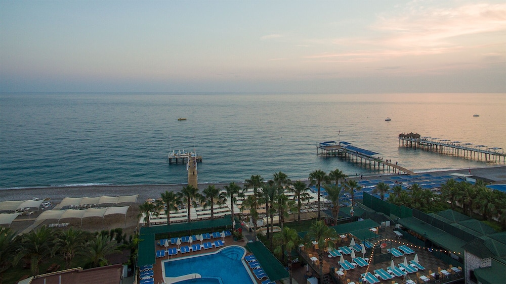Galeri Resort Hotel All Inclusive In Alanya Hotel Rates Reviews On Orbitz