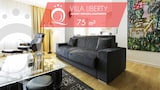 The Queen Luxury Apartments - Villa Liberty - Luxembourg City Hotels