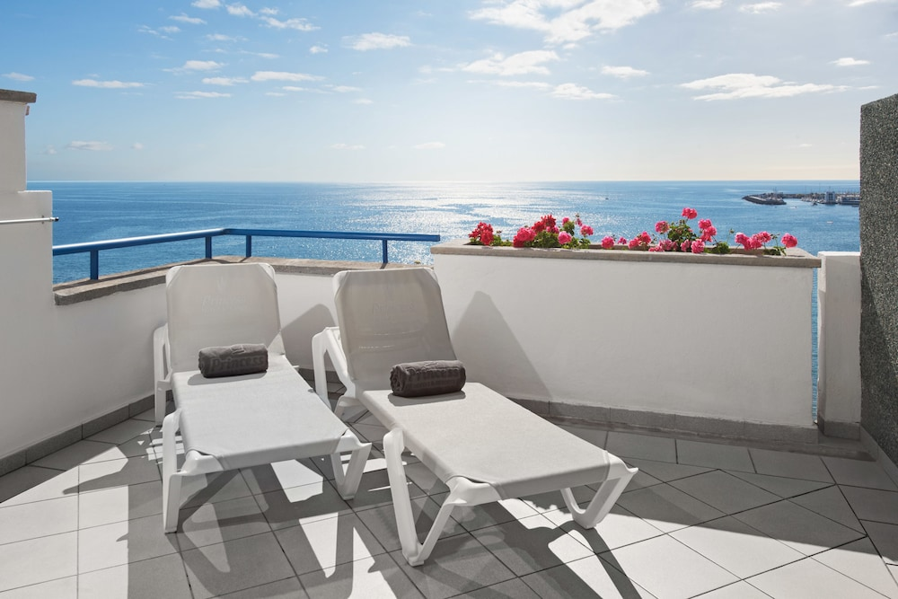 Terrace/Patio, TUI BLUE Suite Princess (Adults Only)