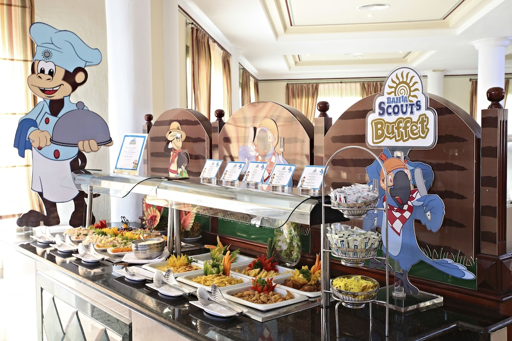 Buffet, Bahia Principe Grand Turquesa - All Inclusive