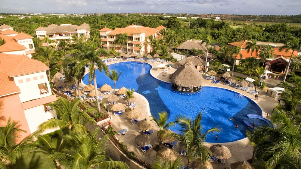 Aerial View, Bahia Principe Grand Turquesa - All Inclusive
