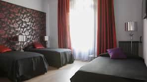 Bettwäsche aus ägyptischer Baumwolle, Betten mit Memory-Foam-Matratzen