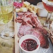 Mat og drikke