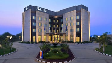 Fortune Park Orange- Member ITC Hotel Group