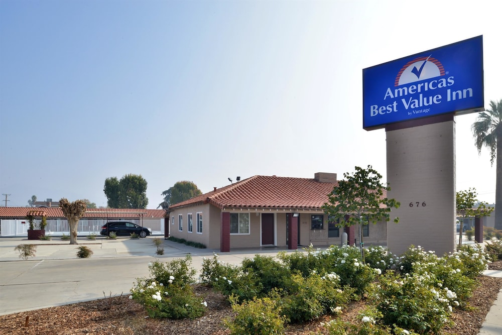 Featured Image, Americas Best Value Inn Porterville