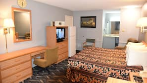 In-room safe, rollaway beds, free WiFi, bed sheets