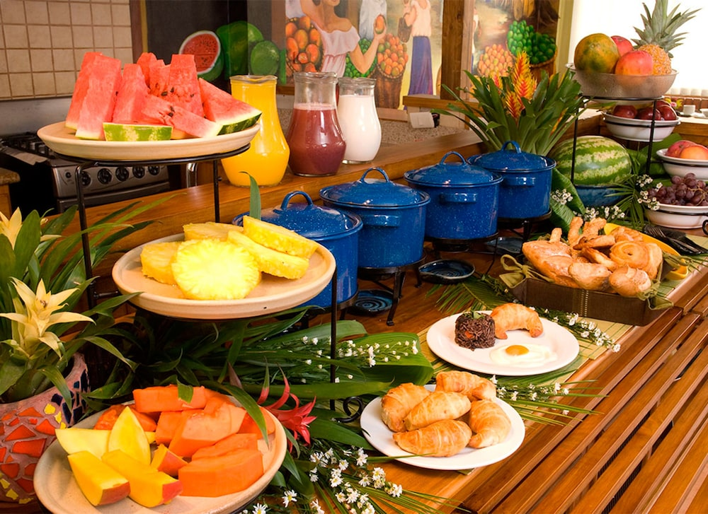 Breakfast buffet, La Sabana Hotel Suites Apartments