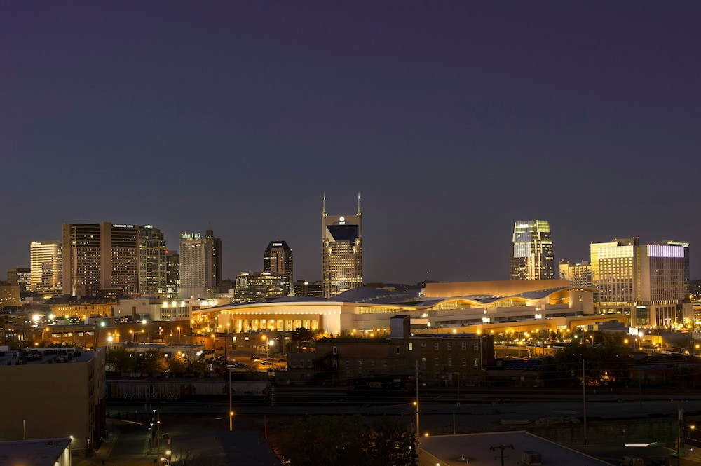View from Property, Fairfield Inn & Suites Nashville Downtown/The Gulch