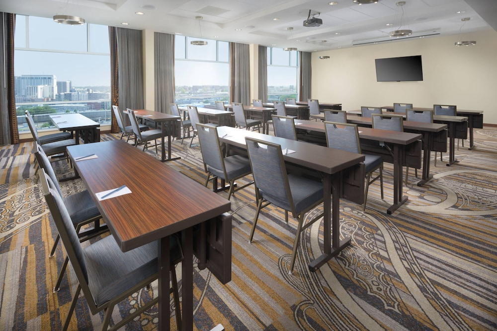 Meeting Facility, Fairfield Inn & Suites Nashville Downtown/The Gulch