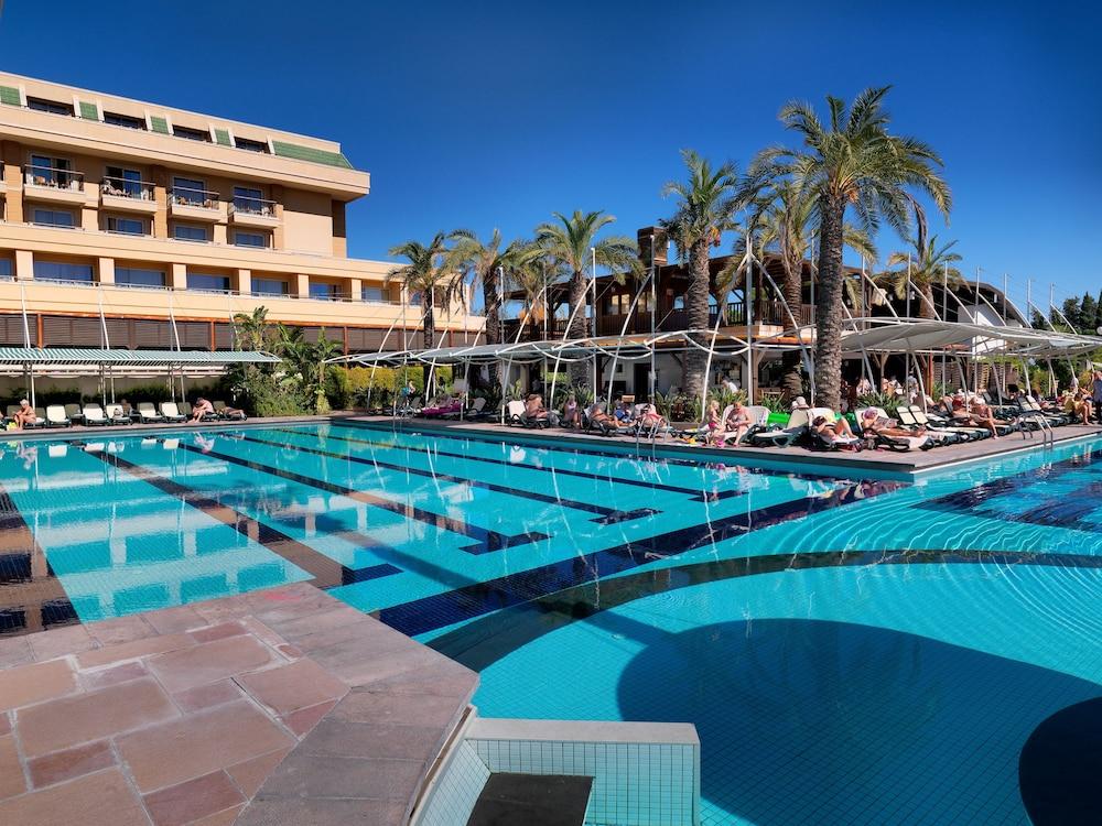 Crystal De Luxe Resort  U0026 Spa  U2013 All Inclusive  Antalya