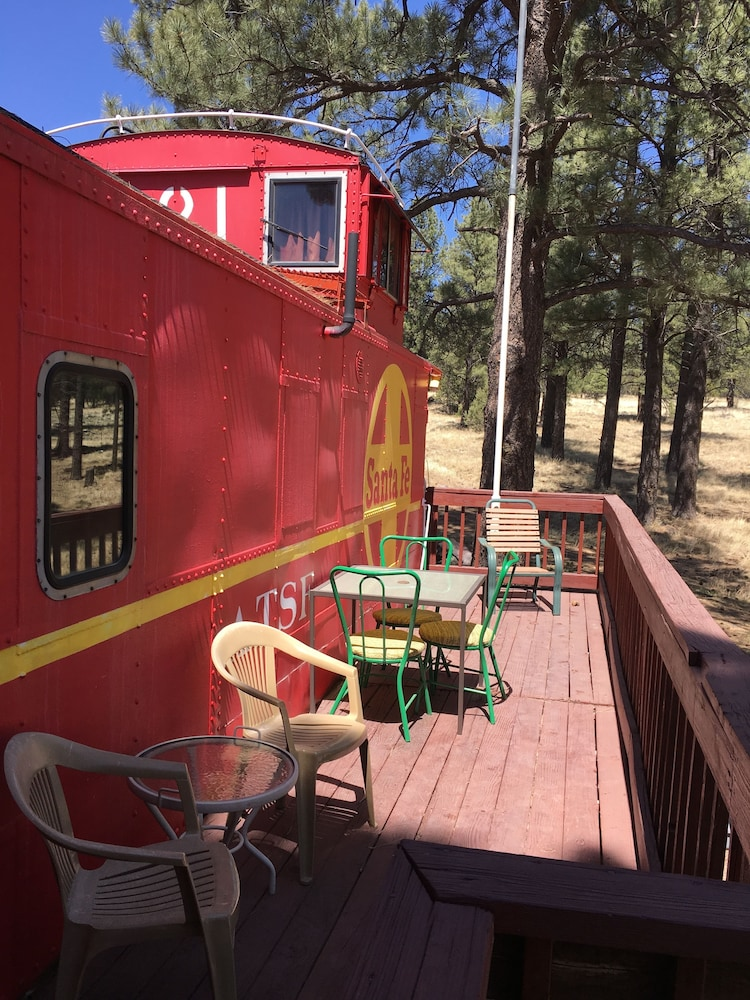 Terrace/Patio, Canyon Motel and RV Park