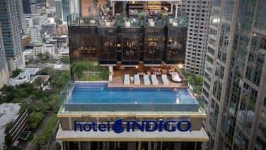 Hotel Indigo Bangkok Wireless Road