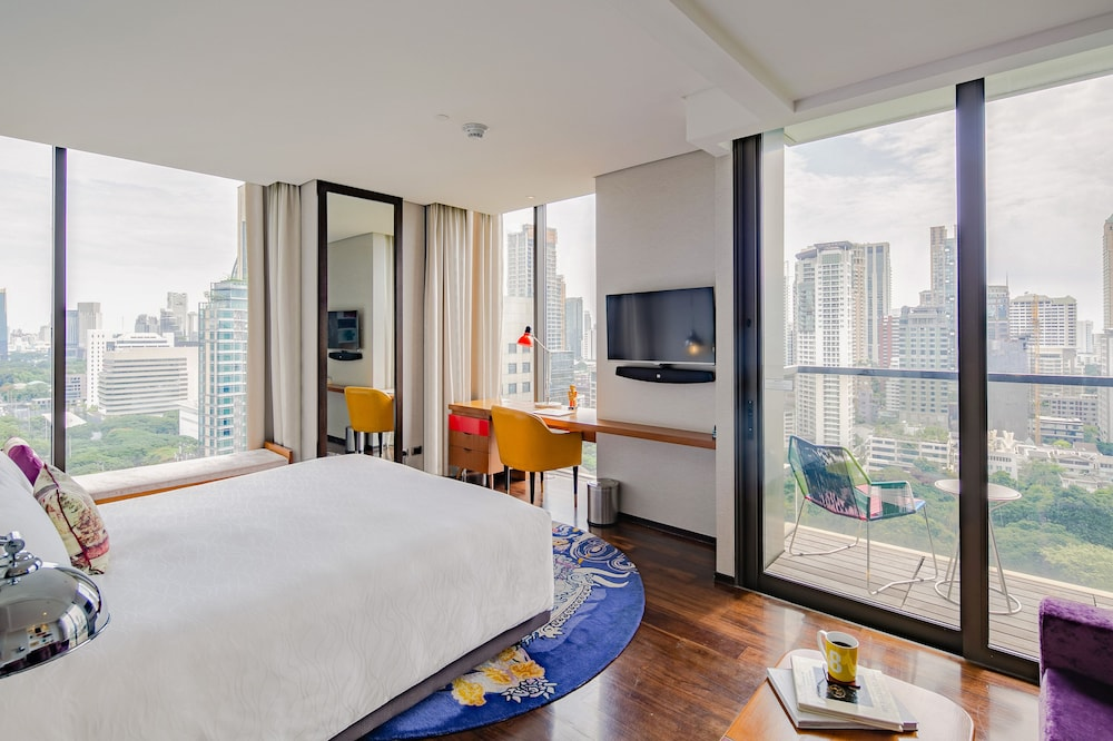 City View, Hotel Indigo Bangkok Wireless Road, an IHG Hotel
