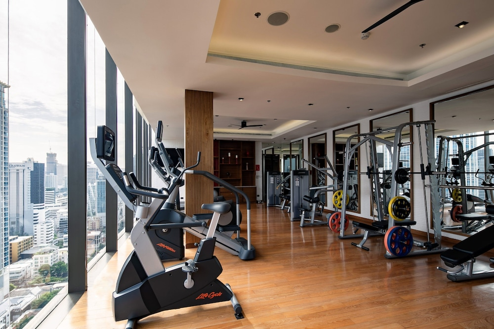 Fitness Facility, Hotel Indigo Bangkok Wireless Road, an IHG Hotel