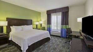 In-room safe, individually furnished, desk, blackout drapes