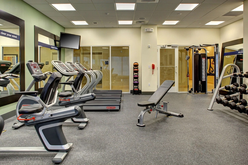 Fitness Facility, Hampton Inn & Suites - Coconut Creek, FL