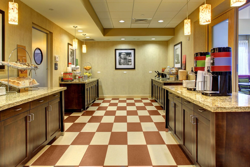 Lobby, Hampton Inn & Suites - Coconut Creek, FL